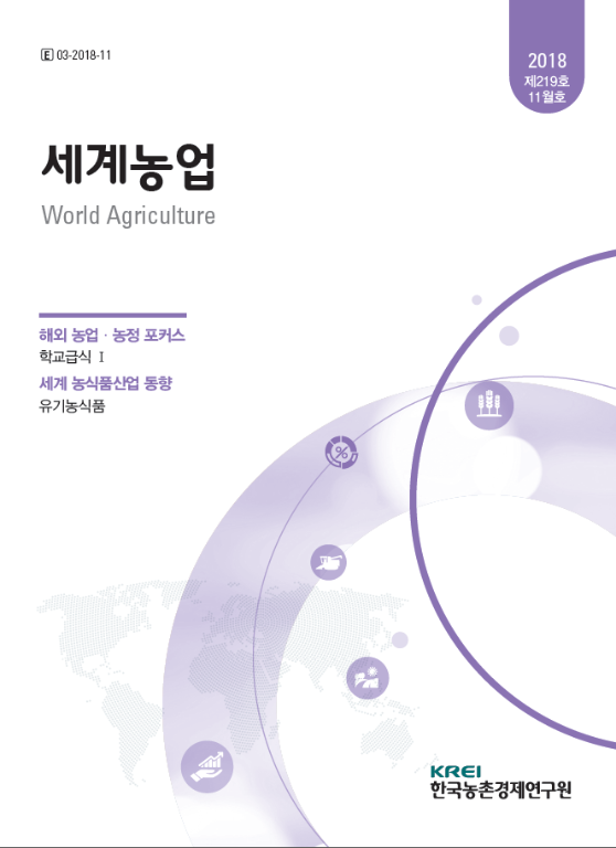 OECD 농업환경공동작업반 동향