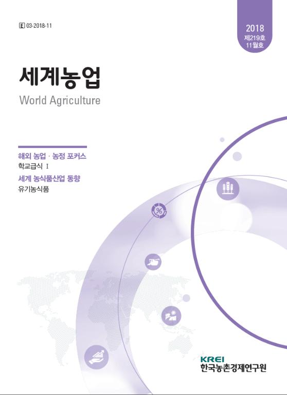 미국 유기농식품 현황과 시사점