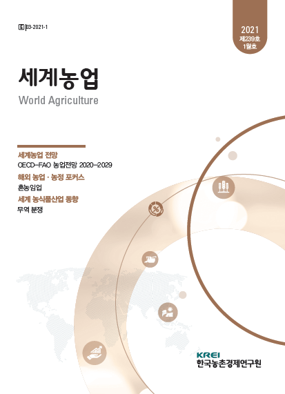 OECD-FAO 농업전망 2020-2029: 육류