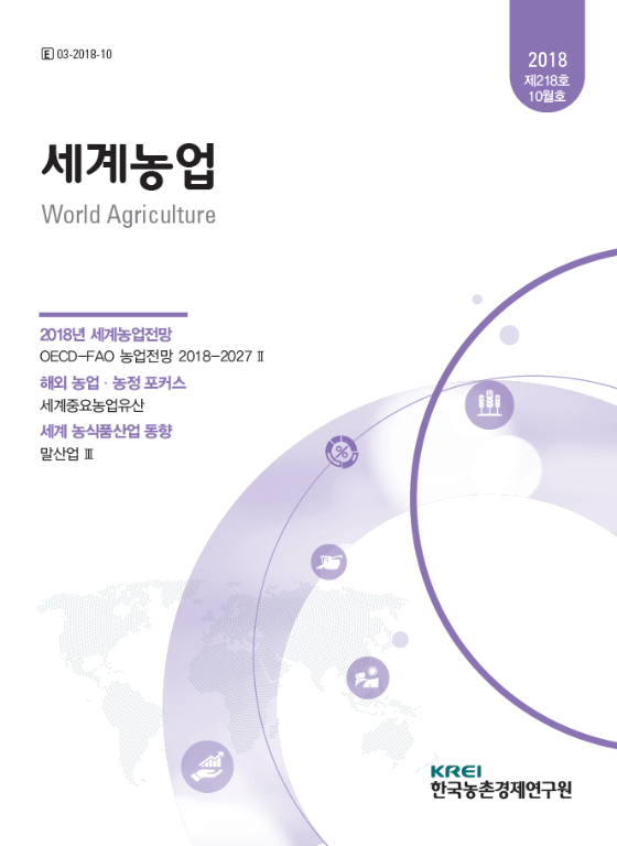 OECD-FAO 농업전망 2018-2027: 육류 및 유제품부문